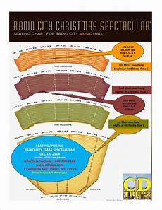 Radio City Music Hall Seating Chart Reviews Seating Map Of Radio City Music Hall For Cd Trips Llc Trip
