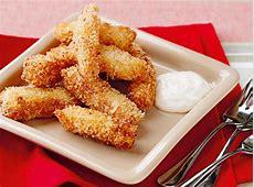 Fish Sticks with Tartar Dip Recipe