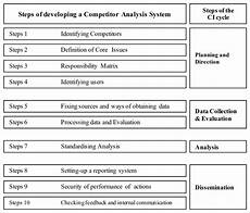 Analysis Competitor Steps Of Developing A Competitor Analysis System 37