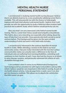 Care Worker Personal Statement Pin On Mental Health Nurse Personal Statement