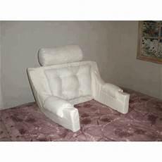 bed chair deluxe comfort backrest the boyfriend pillow