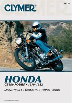 Books On Honda Motorcycles 600 To 699cc