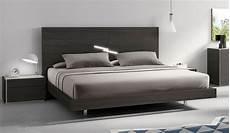Modern Headboard Refined Wood Luxury Platform Bed Jacksonville Florida J M Far