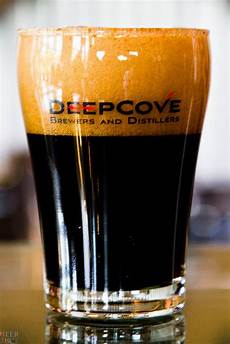 City Lights Coconut Porter Deep Cove Brewers Launches Coconut Porter As First Session