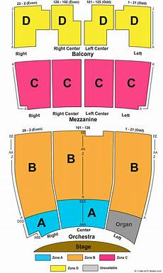 The Plaza Theatre El Paso Seating Chart Wicked The Plaza Theatre Tickets Wicked Tickets The