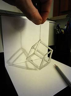 Drawing 3d Simply Creative 3d Pencil Drawings By Alessandro Diddi
