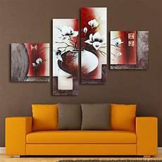 clearance home decor on clearance my way 1 2 3 5 pcs frameless canvas prints