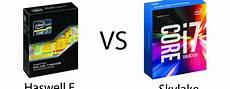 Skylake Vs Haswell Explained How Different Is Intel S Skylake 6th