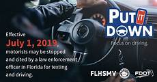 Florida Vehicle Lighting Laws Put It Down Focus On Driving Florida Department Of