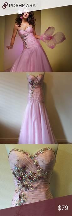 Tony Bowls Dress Size Chart Tony Bowls Le Gala Ice Drop Waist Prom Dress Dropwaist