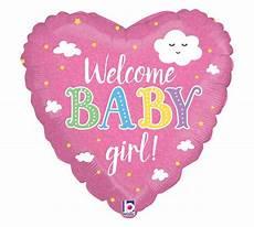 Welcome Baby Girl 18 Quot Pkg Welcome Baby Girl