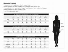 What Is The Measurement Chart For Ladies T Shirts And