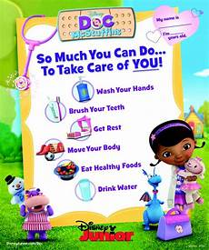 Good Eating Habits Chart 17 Best Images About Doc Mcstuffins 3rd Birthday Clinic On