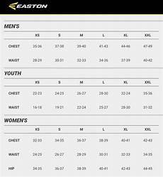 Easton Arrow Size Chart Size Chart Easton