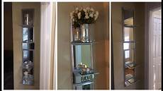 Designs By Dollar Tree Diy Mirrored Shelves Youtube