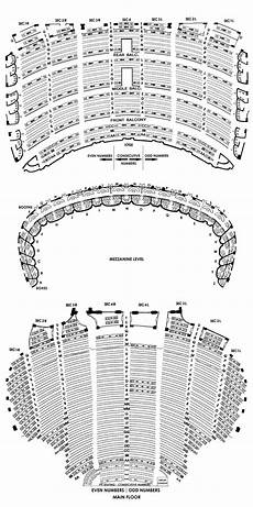 Chicago Theater Booth Seating Chart Chicago Theatre Seating Chart Theatre In Chicago