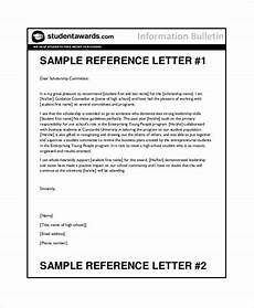 High School Student Recommendation Letter 10 Student Reference Letter Templates Free Samples