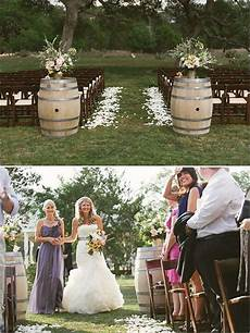 country wedding ideas 20 ways to use wine barrels the