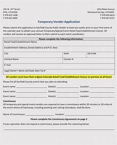 Vendor Registration Form Template 9 Printable Blank Vendor Registration Form Templates For