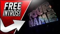 How To Make A Will Online For Free How To Make An Intro For Your Youtube Videos For Free