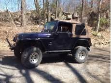 98 Jeep Wrangler Lights 98 Jeep Wrangler Tj V8 5 2 5speed Trans 4 Quot Lift