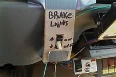 Who Fixes Broken Lights Broken Brake Light Switch Trifive Com 1955 Chevy 1956