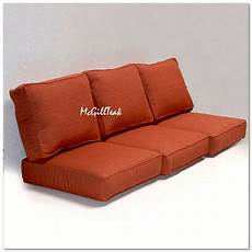 outdoor seating sofa cushion sunbrella cushions