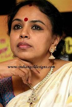 Designs By Sudha Gold And Diamond Jewellery Designs Sudha Raghunathan In