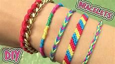 diy bracelets diy friendship bracelets 5 easy diy bracelet projects