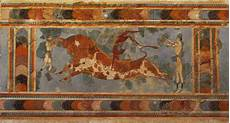 fresco crete greece greece secrets of the past the minoans