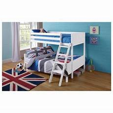 buy pine bunk bed white from our bunk