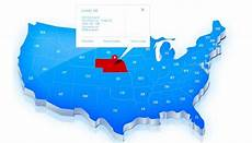 Us Map Template Powerpoint Free Us Map Template For Photoshop Powerpoint Presentation