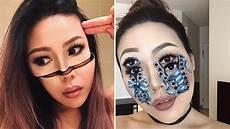 makeup artist mimi choi creates mind blowing optical