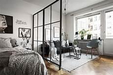 Studio Room Ideas How To Create A Bedroom Inside A Tiny Studio Apartment