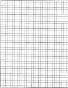 Graph Paper 5 Squares Per Inch 5 Sq Inch