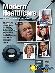 Modern Healthcare Modern Healthcare 19 06 2017 187 Download Pdf Magazines