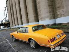78 Monte Carlo Lights 1978 Chevrolet Monte Carlo Lowrider Magazine