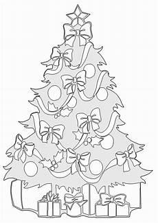 das beste weihnachtsbaum ausmalbilder kostenlos top