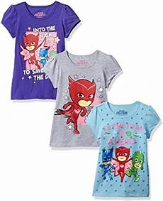 pj masks clothes adora pj masks 3 pack clothing