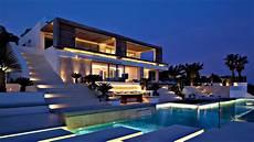 spectacular luxury contemporary modern villa