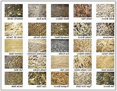 Granite Color Chart Granite Colors And Names Home Design Ideas