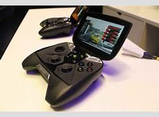 CES 2013: Project Shield   Hands on Nvidia's Handheld Console