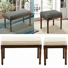 woodcarving stool bench indoor upholstered chair footstool