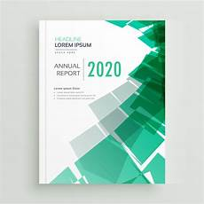 Cover Design Online Free Abstract Green Business Book Cover Page Or Brochure
