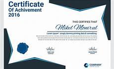 Top Performer Certificate Template 50 Multipurpose Certificate Templates And Award Designs
