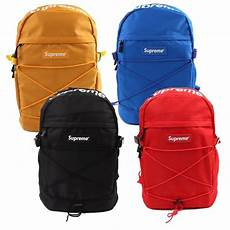 supreme backpack supreme box logo backpack black blue yellow ulikes