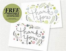 thank you card template with photo to print free free printable thank you card she