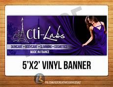 Acti Labs Acti Labs Horizontal Vinyl Banner Style 1 183 Kz Creative