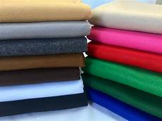 fabric crafts felt felt fabric material craft plain colours polyester 102cm