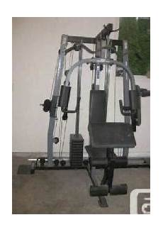 Weider Pro 9640 Home Gym Extras Lansing Sports Goods